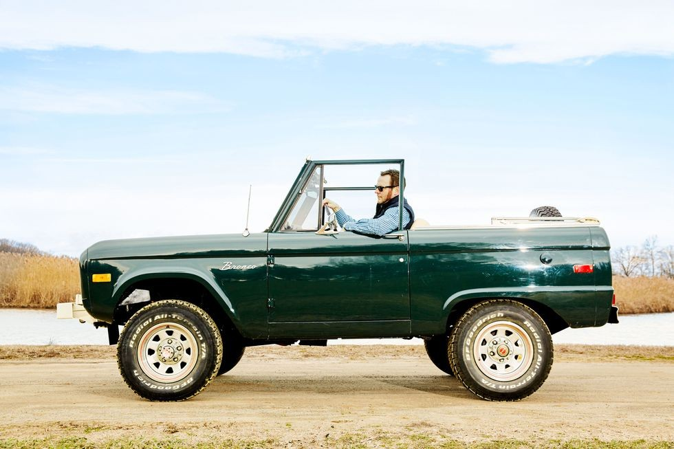 My Ride: 1973 Ford Bronco
