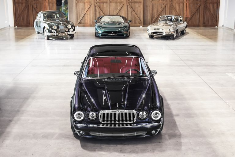 How the World's Coolest Jaguar XJ6 Came to Be