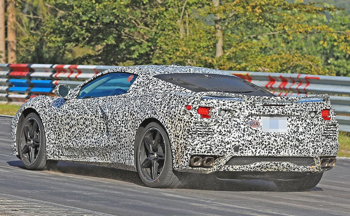 Chevy's next-gen Corvette: The best look yet