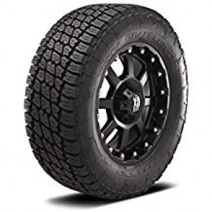 Nitto Terra Grappler G2 All-Terrain Light Truck Radial Tires - 26550R20 111S XL