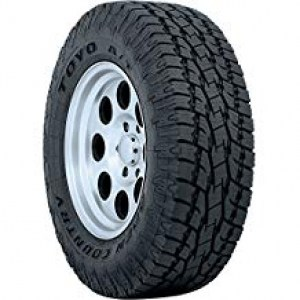 Toyo 352810 Open Country AT II Radial Tire - 3512.5R17 121R